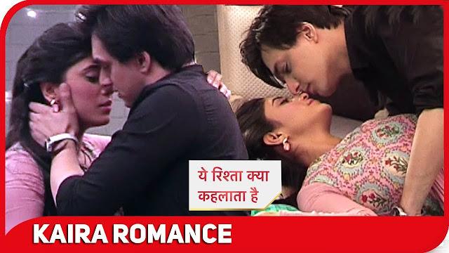 GOOD NEWS : Kartik Naira's bedroom romance ahead in Yeh Rishta Kya Kehlata Hai