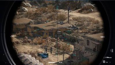 تحميل لعبة Sniper Ghost Warrior Contracts 2 تورنت