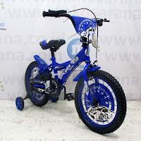 Sepeda Anak Golden Force BMX 16 Inci Blue