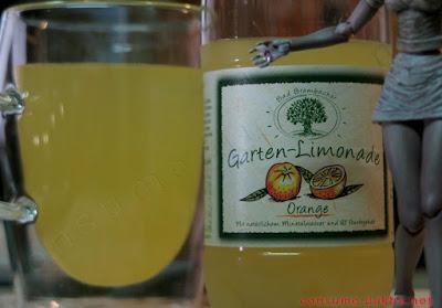 Bad Brambacher Garten-Limonade Orange - беспроигрышный лимонад