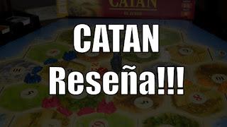 Reseña del juego de mesa los colonos de catán