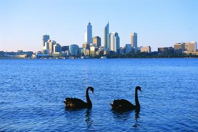 perth, liburan, wisata, tour, australia