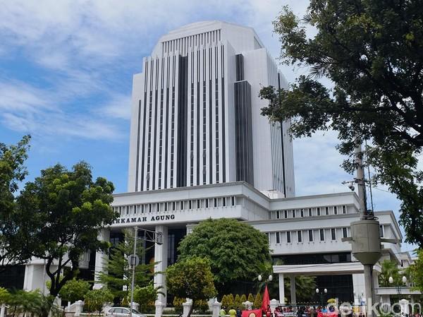 Mahkamah Agung Sambut 7 Hakim Agung Baru Pilihan DPR