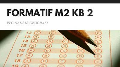 Soal dan Jawaban Tes Formatif Modul 2 KB 2