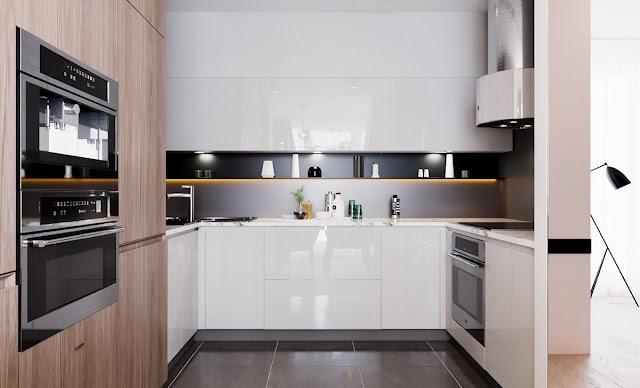Latest U Shaped Kitchen Ideas