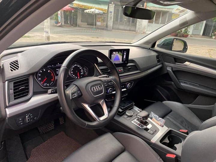 Audi Q5 2018 chạy 'lướt' giá hơn 2 tỉ đồng tại Việt Nam