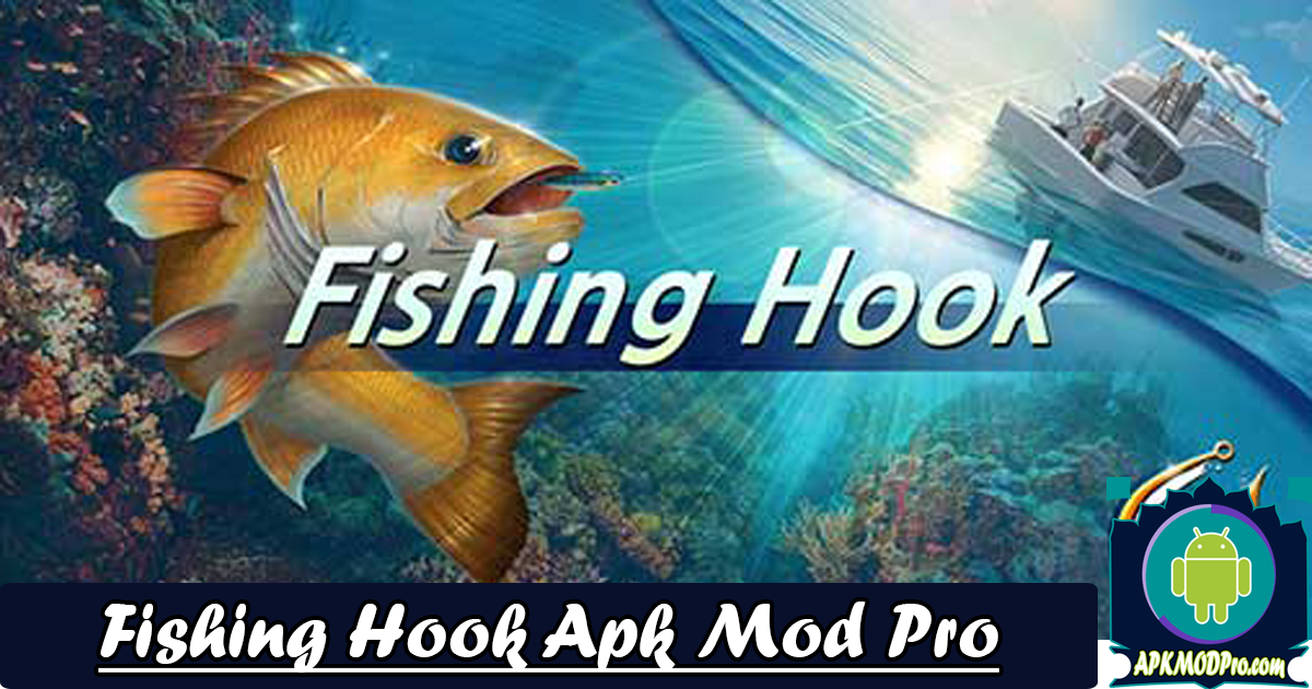 Download Fishing Hook MOD APK V2.2.9 (Unlimited Money)