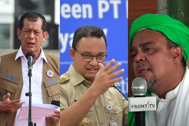 Ketegasan Pemprov DKI pada Habib Rizieq Patut Dijadikan Contoh