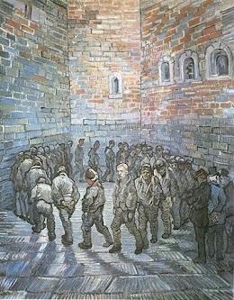هذا ماحدث في احد السجون الالمانية