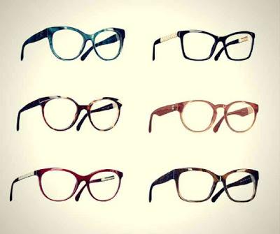 Óculos de Grau Feminino Chanel