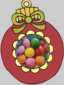 Lembrancinha de Natal diferente para crianças