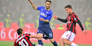 AC Milan vs Lazio Live Streaming online Today 31.1.2018 Italy Cup