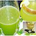 عصير الليمون الحامض والنعناع ولا اروع