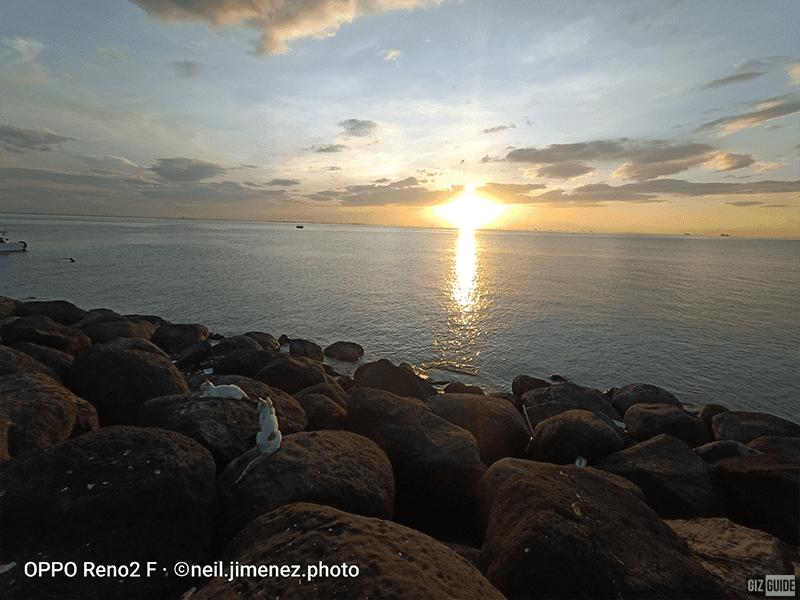 Daylight ultra-wide camera