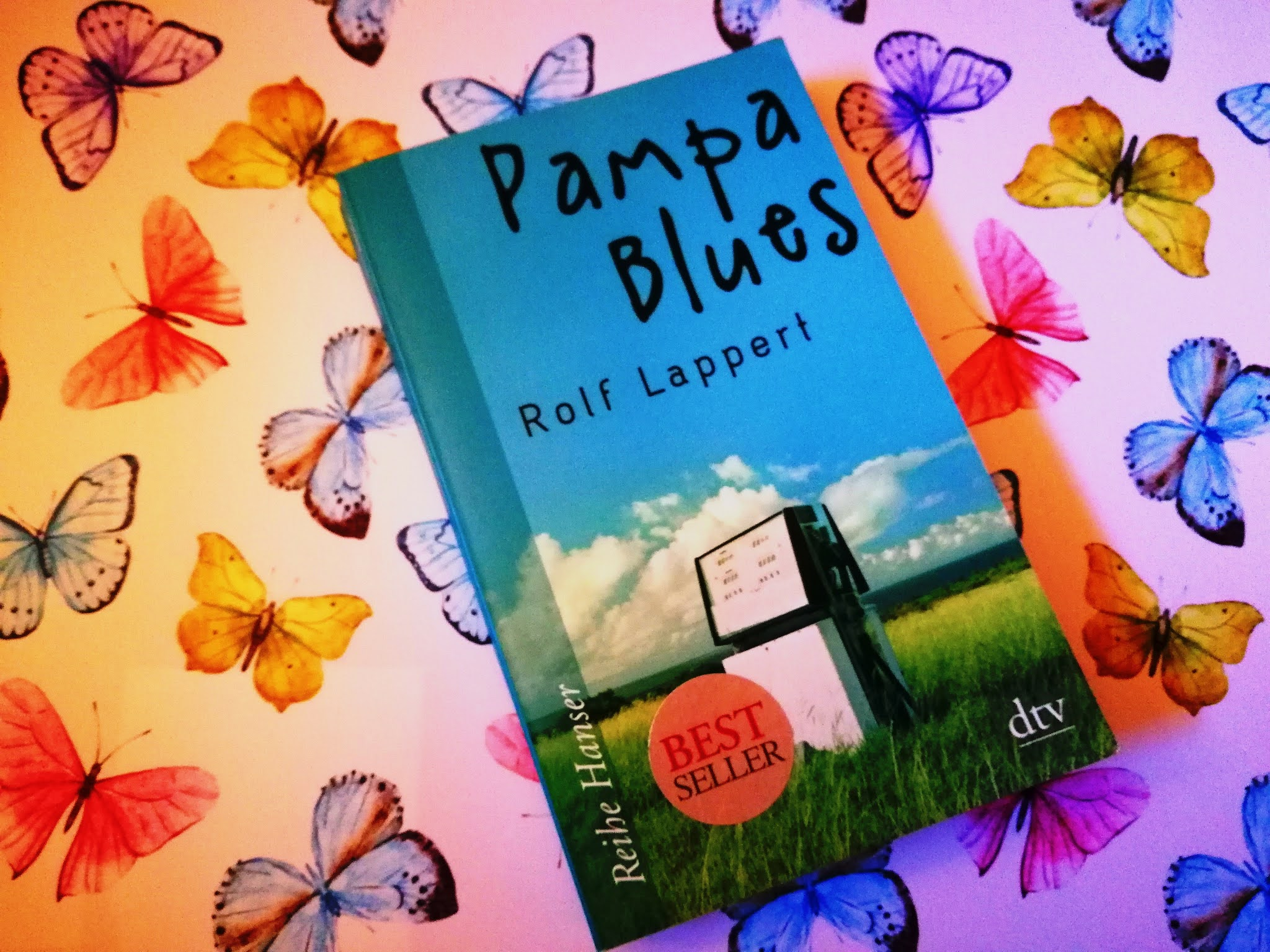 Pampa Blues - Kitap Tavsiyesi