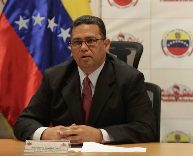 Extraoficial: Destituyen a Gustavo González López del Sebin, según periodistas