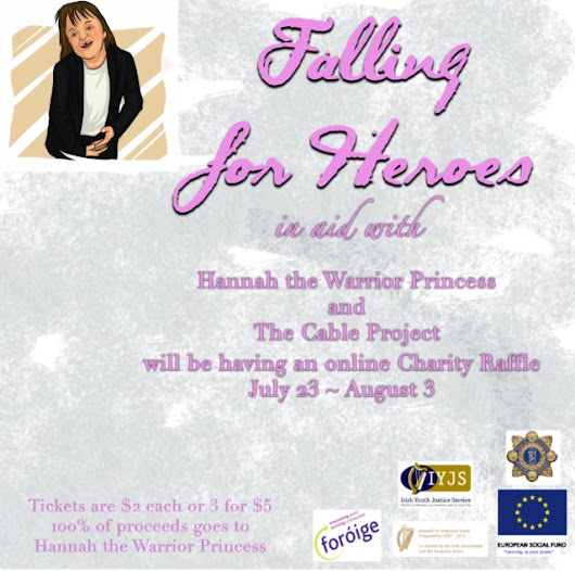 FALLING FOR HEROES FUNDRAISER