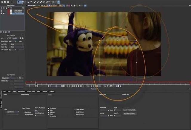 Mocha P.ro 2020 v7.0.0 Build 509 - Plugin tạo hiệu ứng hình ảnh cho After Effects