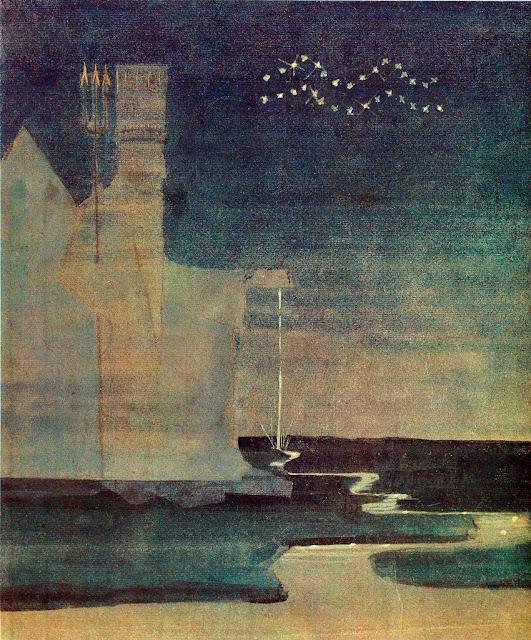 Чюрлёнис Микалоюс Константинас - Водолей. 1907