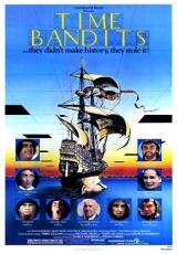 """Carátula del DVD: """"Los héroes del tiempo"""""""