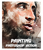 \ Painting - Concept Mix Photoshop Action