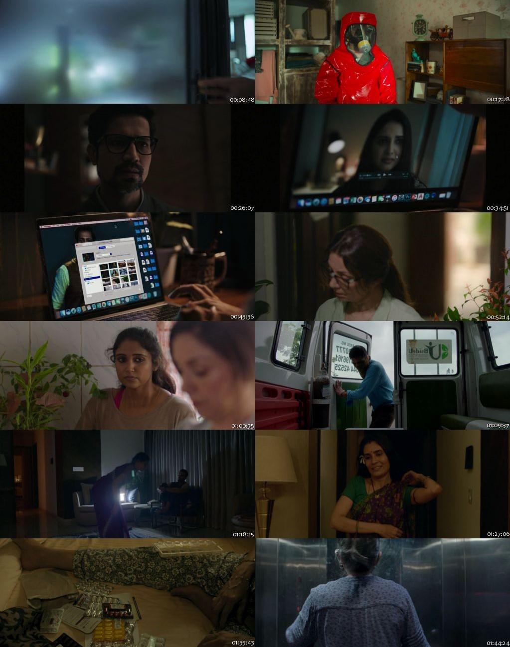 Unpaused 2020 Full Hindi Movie Online Watch HDRip 720p