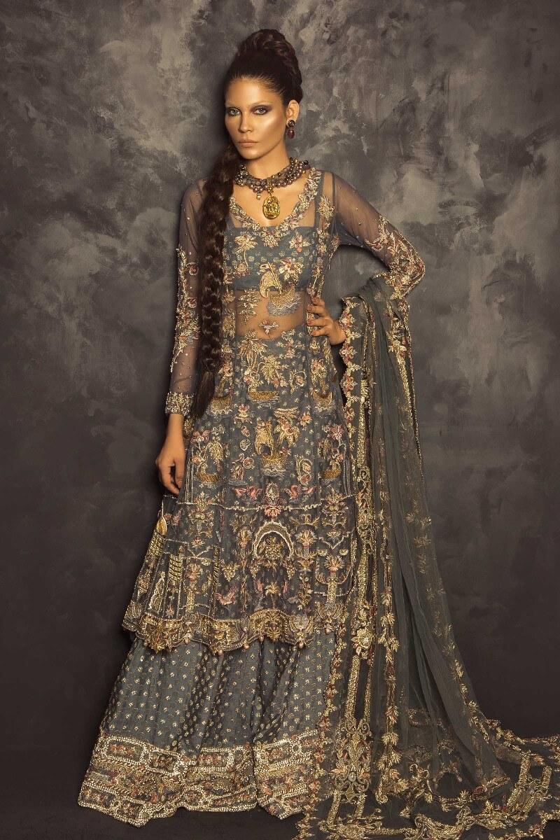 Mahgul Pakistani Bridal Wear