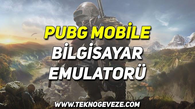 PUBG Mobile Bilgisayar'da Nasıl Oynanır ?