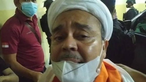 Bicara Isu Habib Rizieq Sakit Keras, Brigjen Rusdi Sampaikan Pernyataan Tegas