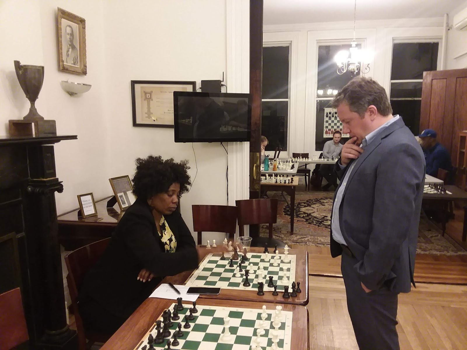 Marshall Chess Club Images, Photos, Reviews