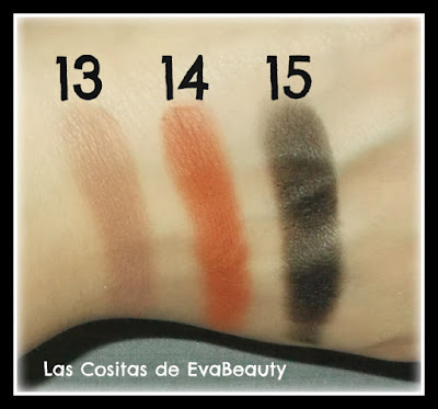 Review y Swatches Paleta sombras ojos Reloaded Iconic Vitality Makeup Revolution