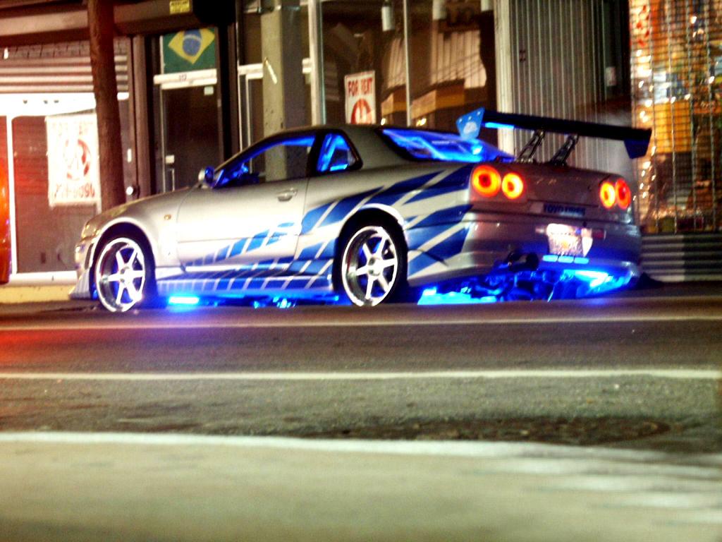 Fast And Furious 1 Cars: Fast And Furious Cars