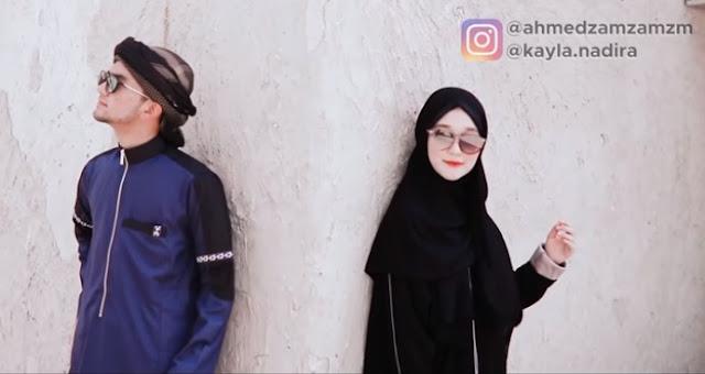 Lirik Albi Nadak Ahmad Zam zam dan kayla Nadira