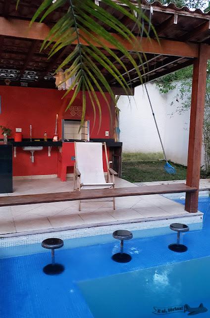 Alugando casa pelo AirBnb em Paraty