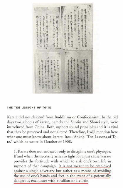 McCarthy's Translation of the First Precept, Tales of Okinawa's Great Masters, 2000