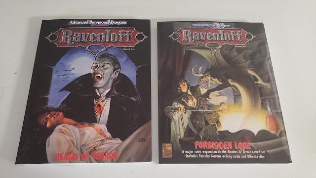 Ravenloft 2e