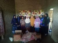 DT Peduli Lampung dan UKM Darul Fatah Salurkan Bantuan untuk Ibu Sarmah di Way Lima Pesawaran