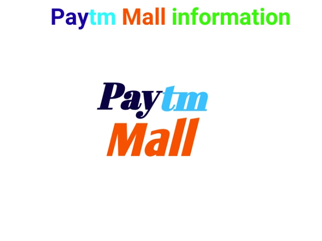 Paytm mall all information