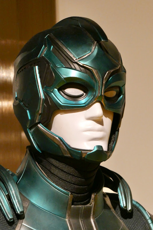 Yon-Rogg costume helmet Captain Marvel