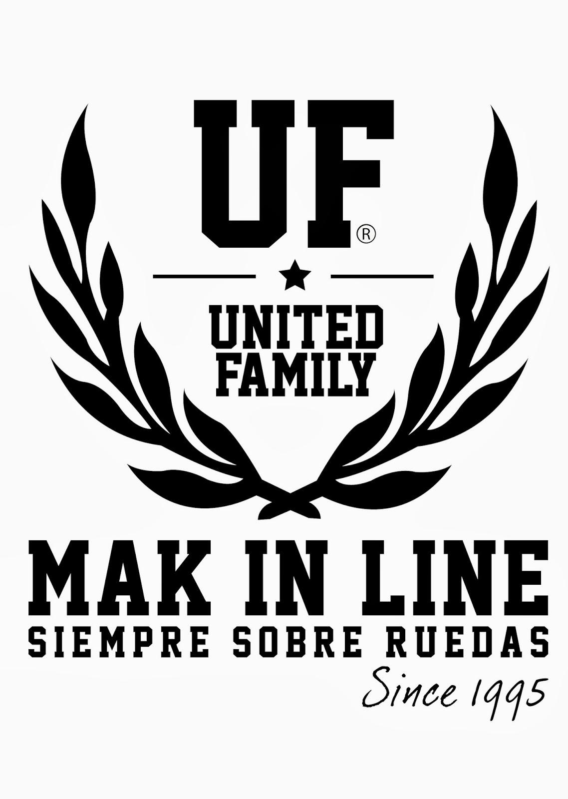 Mak In Line Roller Shop Uf United Family Calle Arjona 8 Sevilla Tlf 954 562 625 Mak In Line