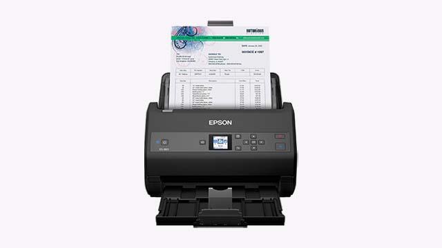 Epson ES-865 Driver