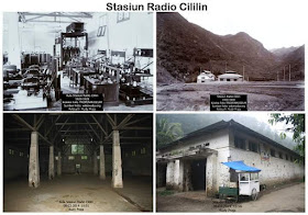 bekas gedung stasiun radio