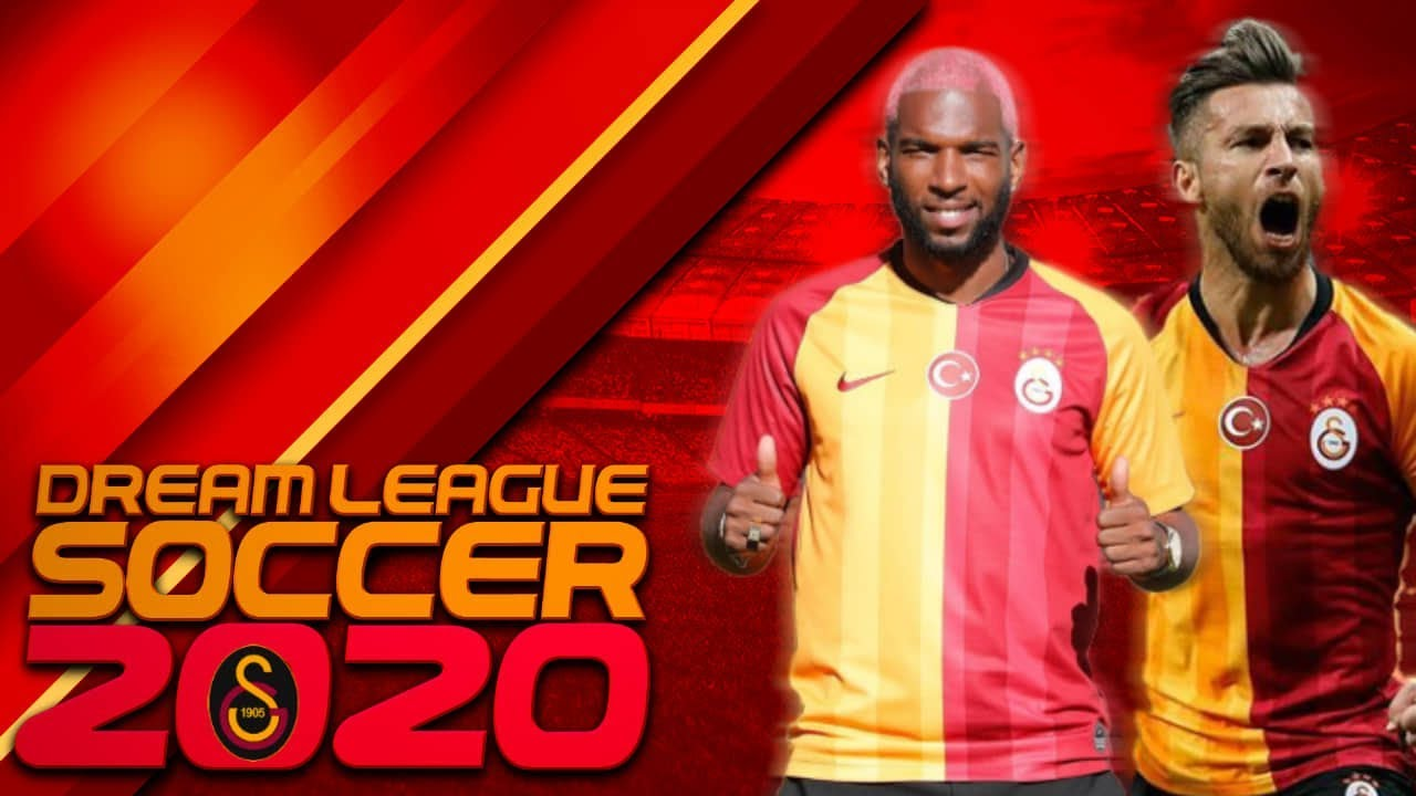 Dream League Soccer 2020 Galatasaray Forması