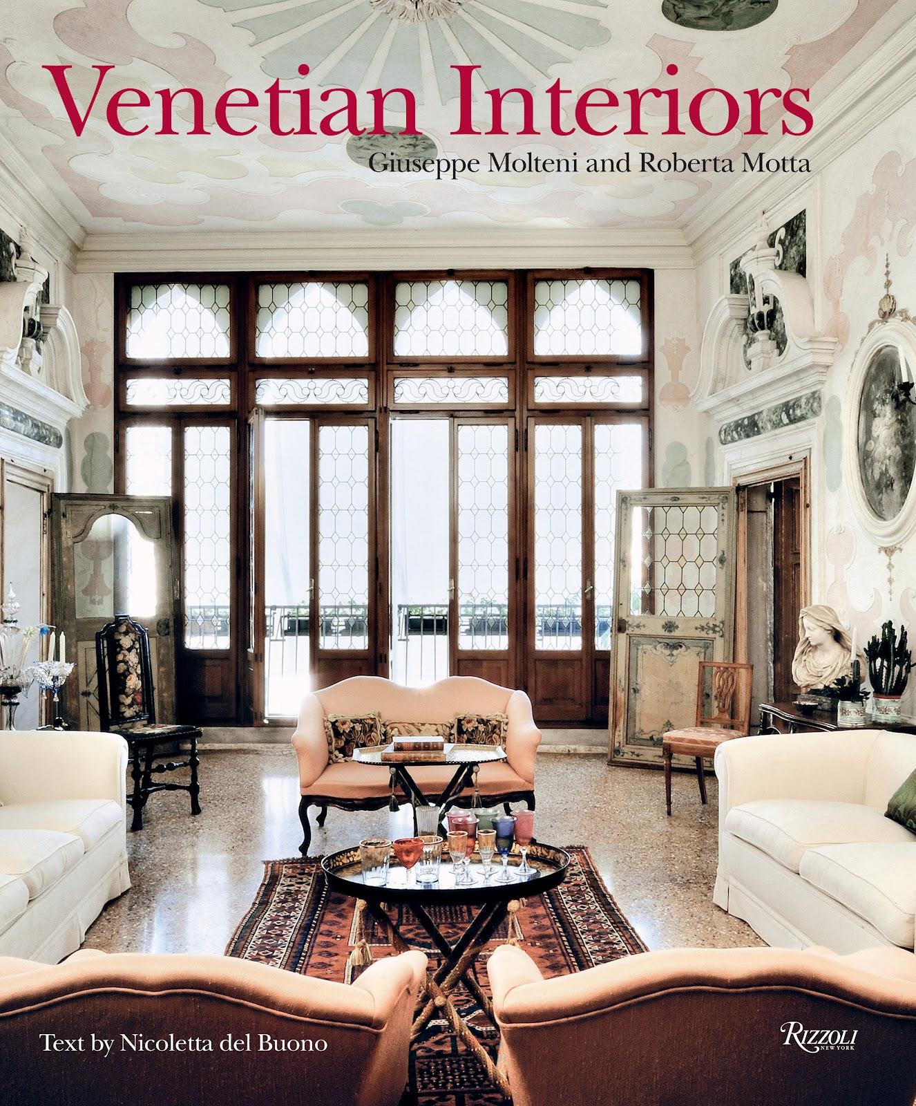 Home Interior Design: What's Up! Trouvaillesdujour: Venetian Interiors