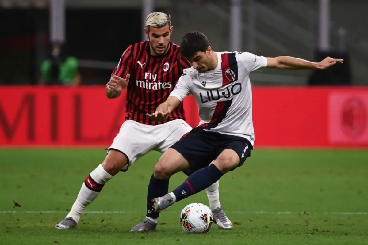 تقرير مباراة ميلان وسبيزيا الدوري الايطالي