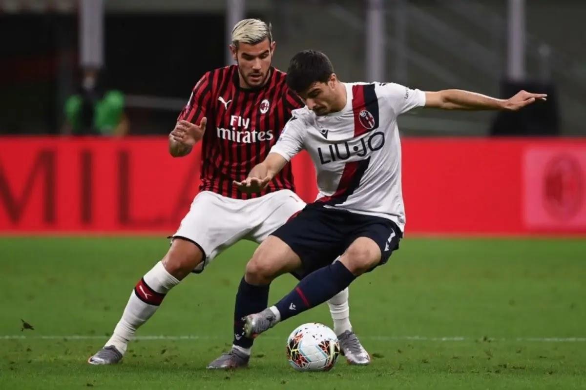 تقرير مباراة ميلان وهيلاس فيرونا الدوري الايطالي