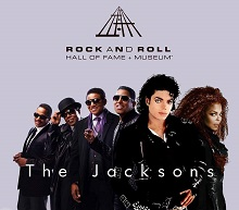 The Jackson's Rock And Roll Hall Of !