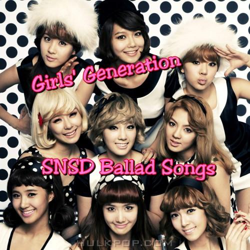 Girls' Generation – SNSD Ballad Songs (ITUNES PLUS AAC M4A)