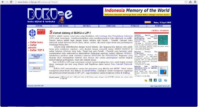 buku digital LIPI