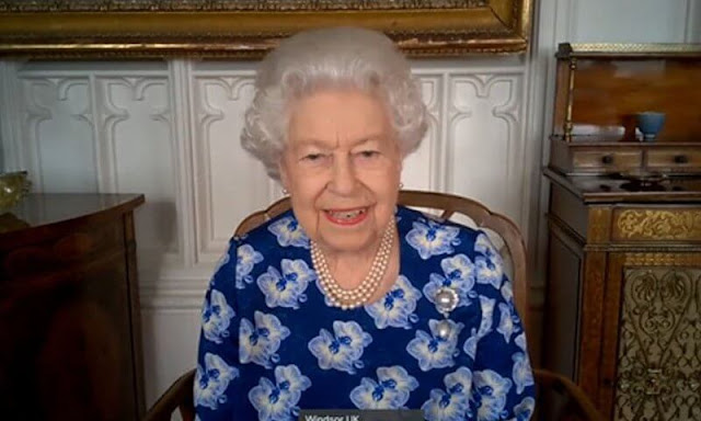 The Queen is Patron of the RVS and The Duchess is President of the RVS